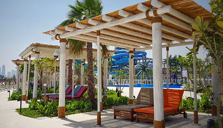 Exclusive Laguna Waterpark Cabana Experience