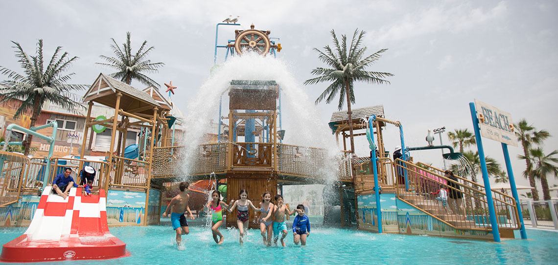 Aqua Play at Laguna Waterpark
